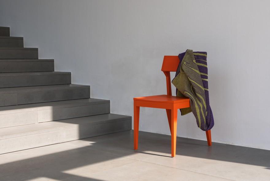 Schulz Chair - Designer Anton Rawles