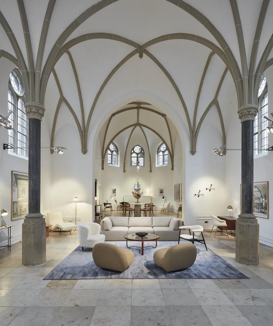 Overzicht The Chapel