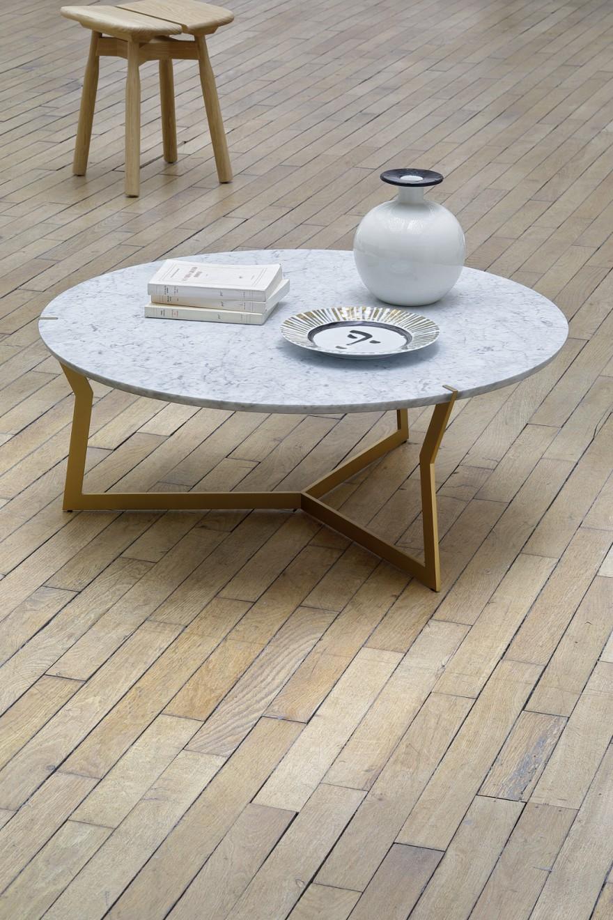 NIEUW: ronde lage STAR tafels bij wijze van assoirtiments uitbreiding