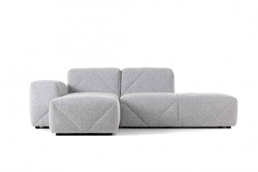 Vooraanzicht BFF sofa Moooi