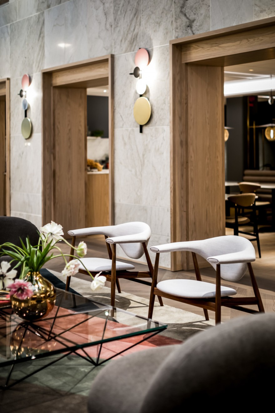 Masculo Lounge Wood base
