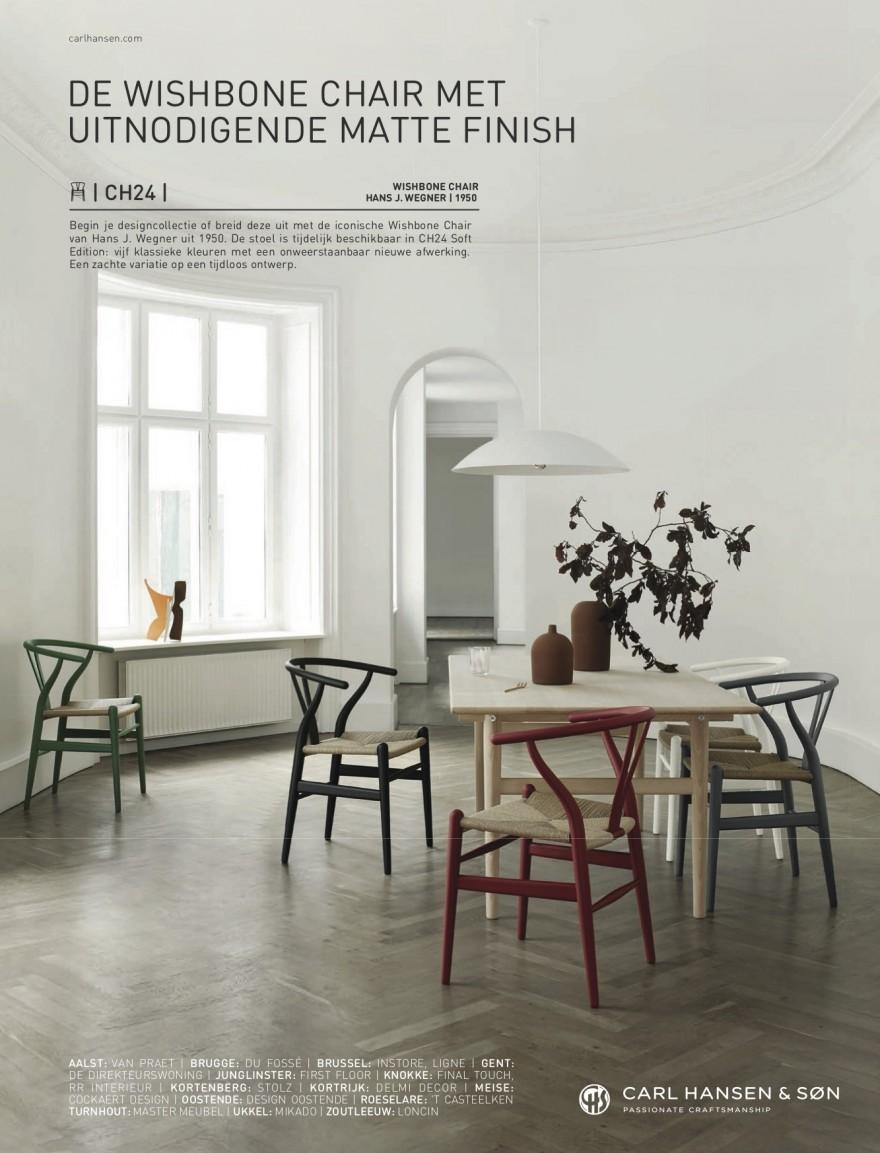 Dealer support advertising in Feeling Wonen/ Gaël Maison