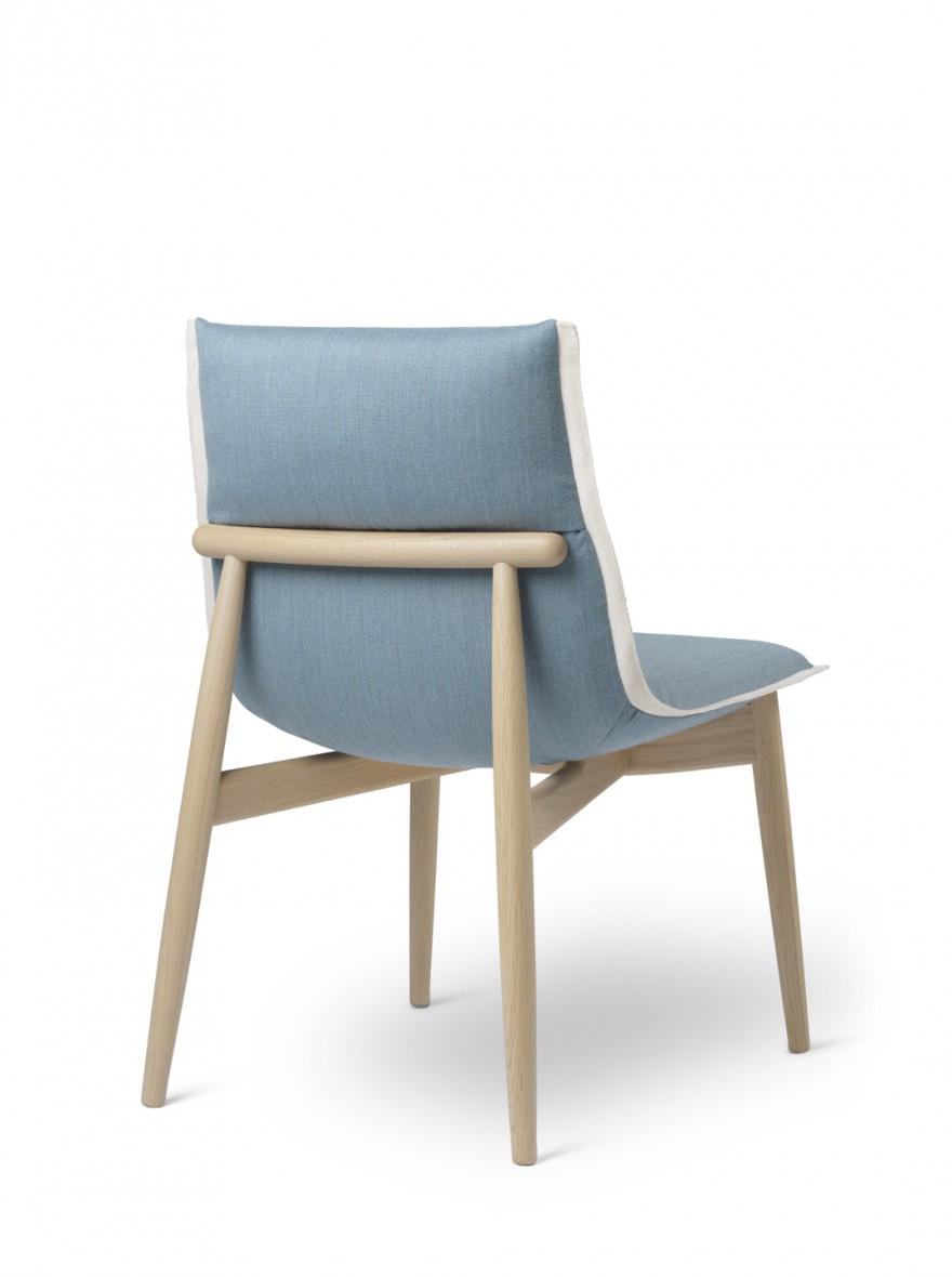 NIEUW: Embrace chair zonder armeluningen