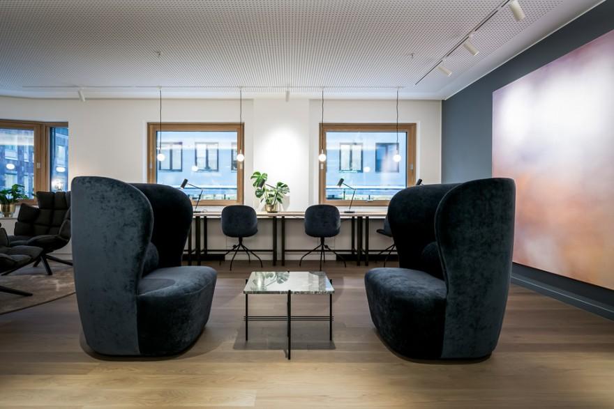 Stay Lounge Sofa met hoge rug