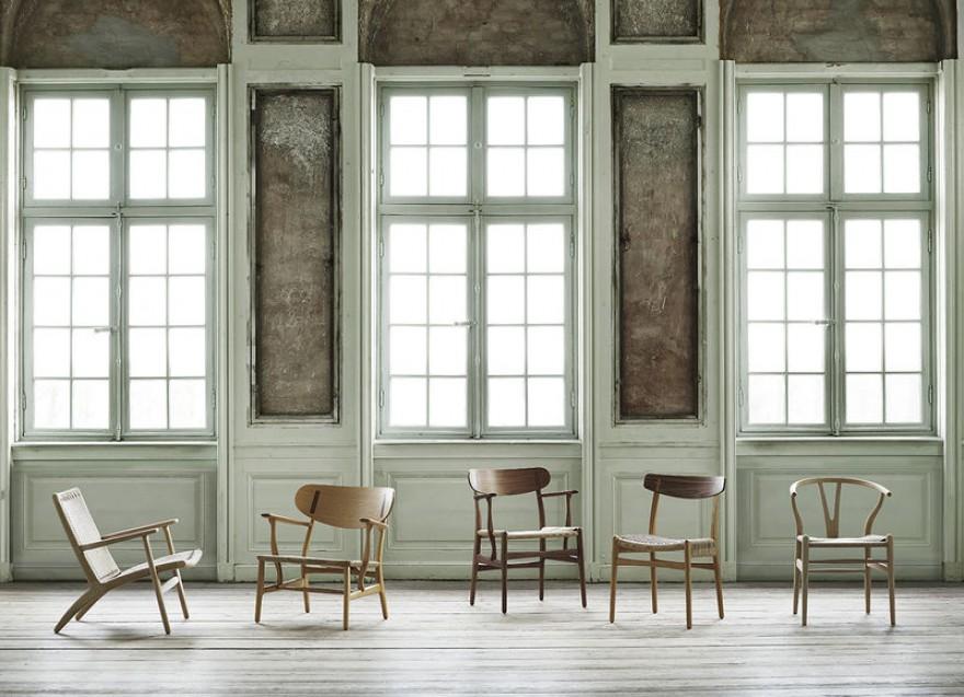 Masterpieces Hans J Wegner