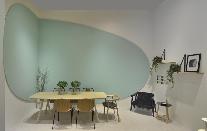 Ook nieewe meubelen van Patricia Urquiola voor COedition...