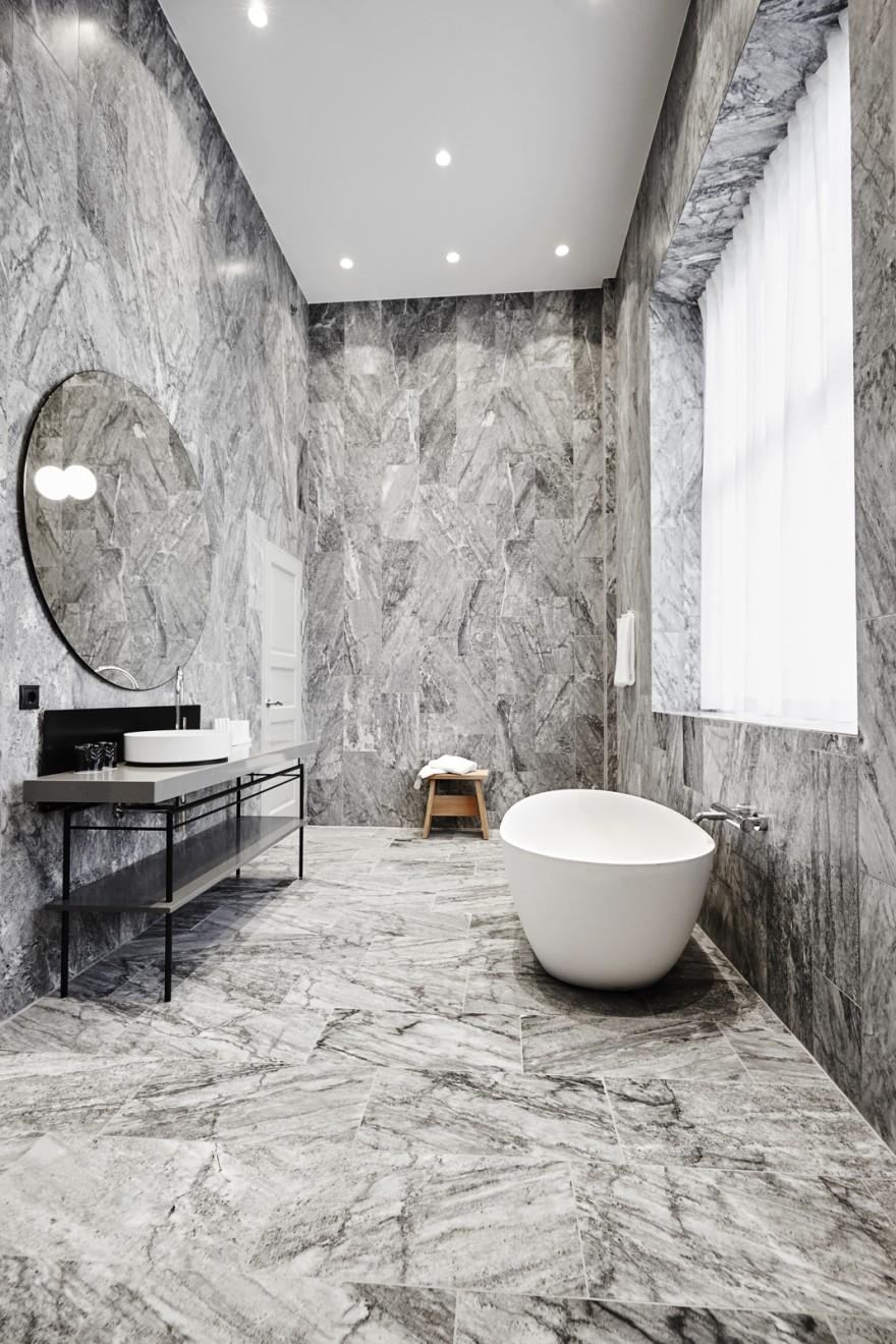 Luxueus baden in Hotel Nobis in CPH