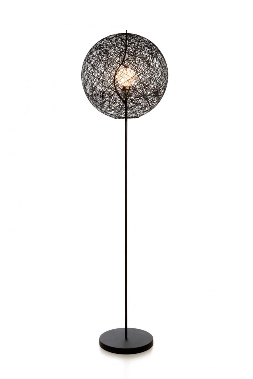 Random Floor lamp II noir ø50 cm