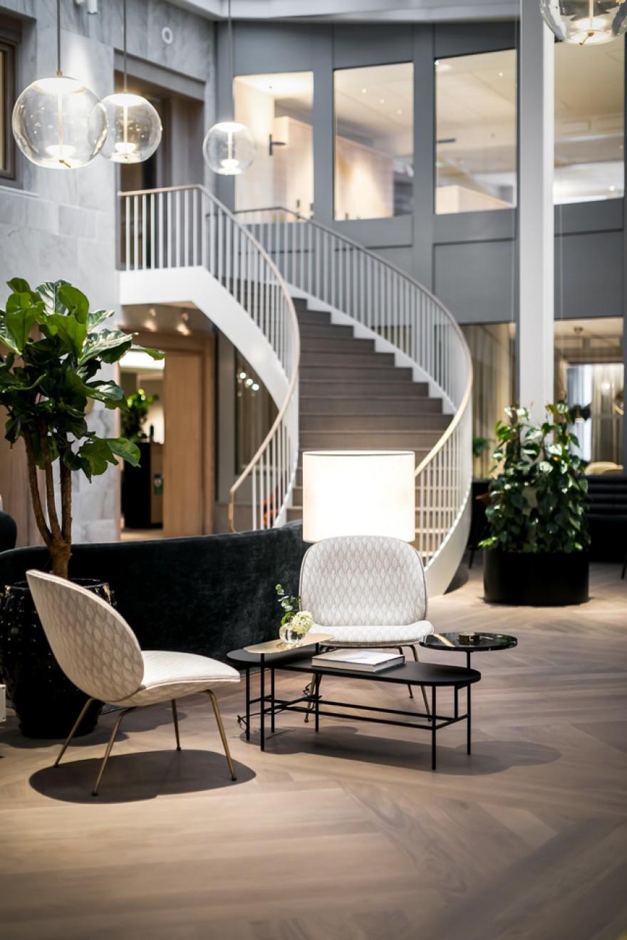 Beetle Lounge chair