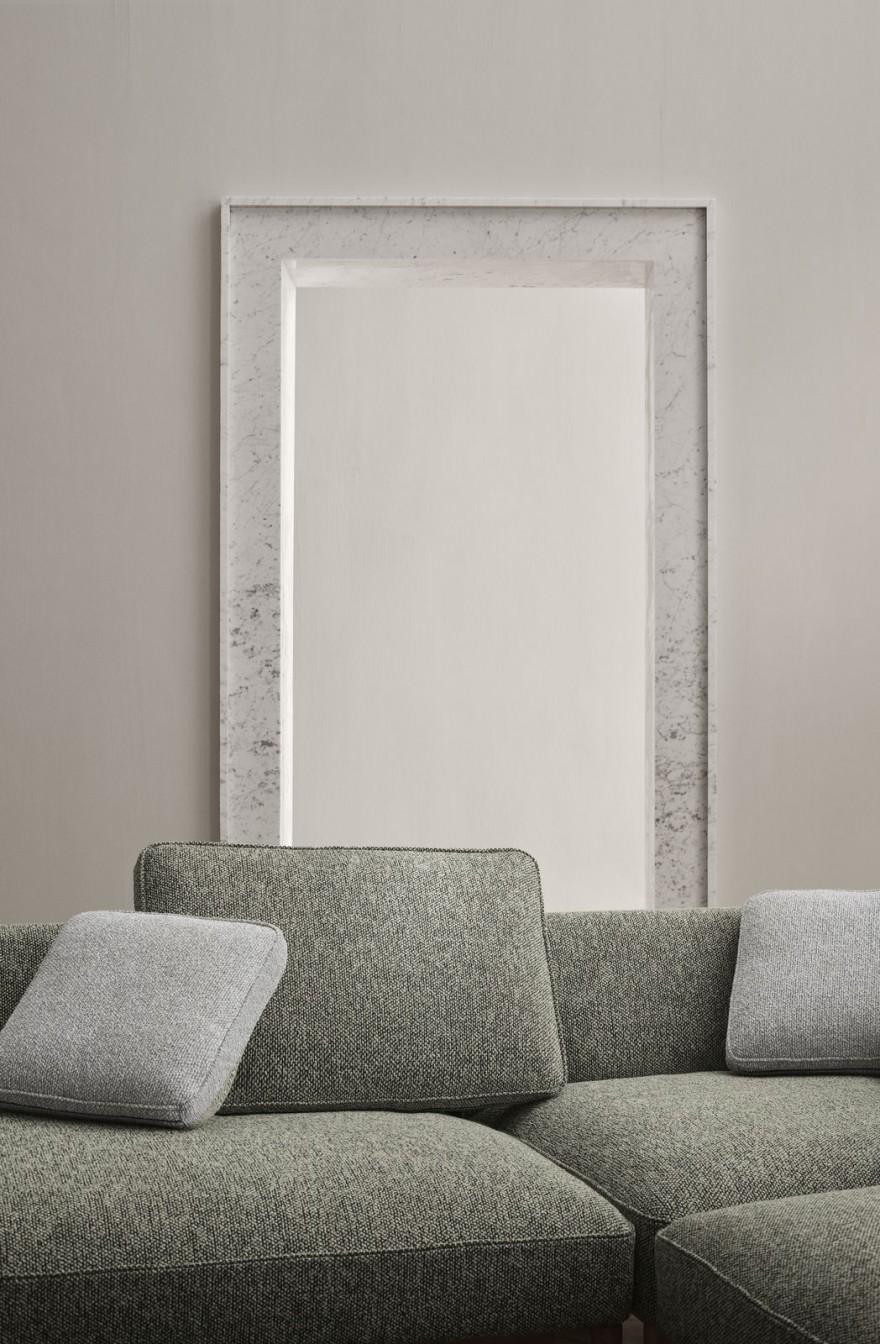 Embrace rugkussens: minimalistische eenvoud
