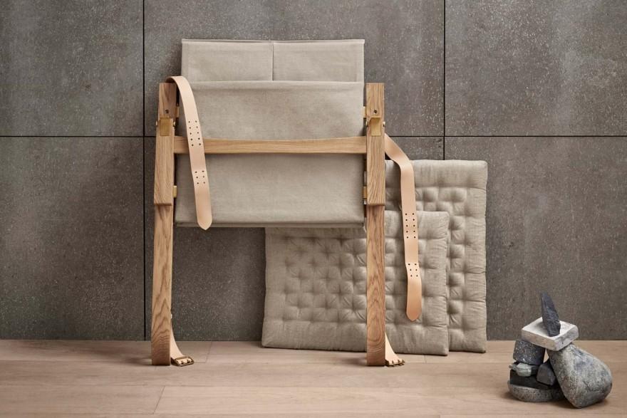 Chaise pliable Plico - FK11