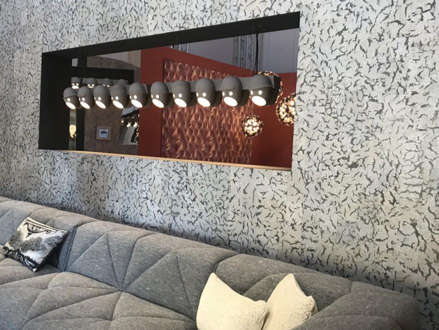 BFF sofa en The Party lampen: goede vrienden :)