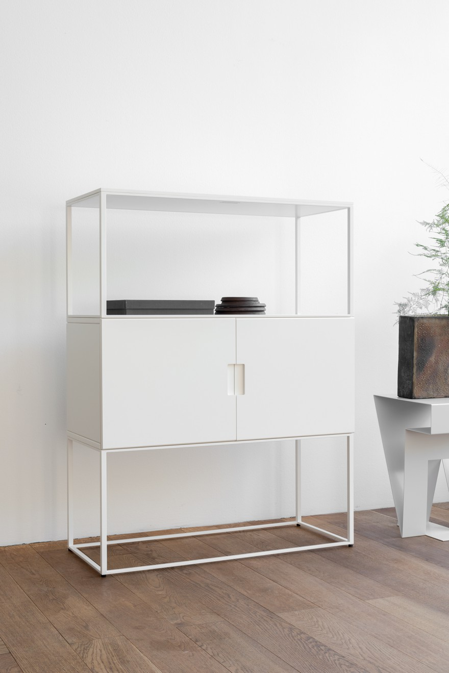 Fischer Shelf 03 frame small by David Spinner Victors Design Agency