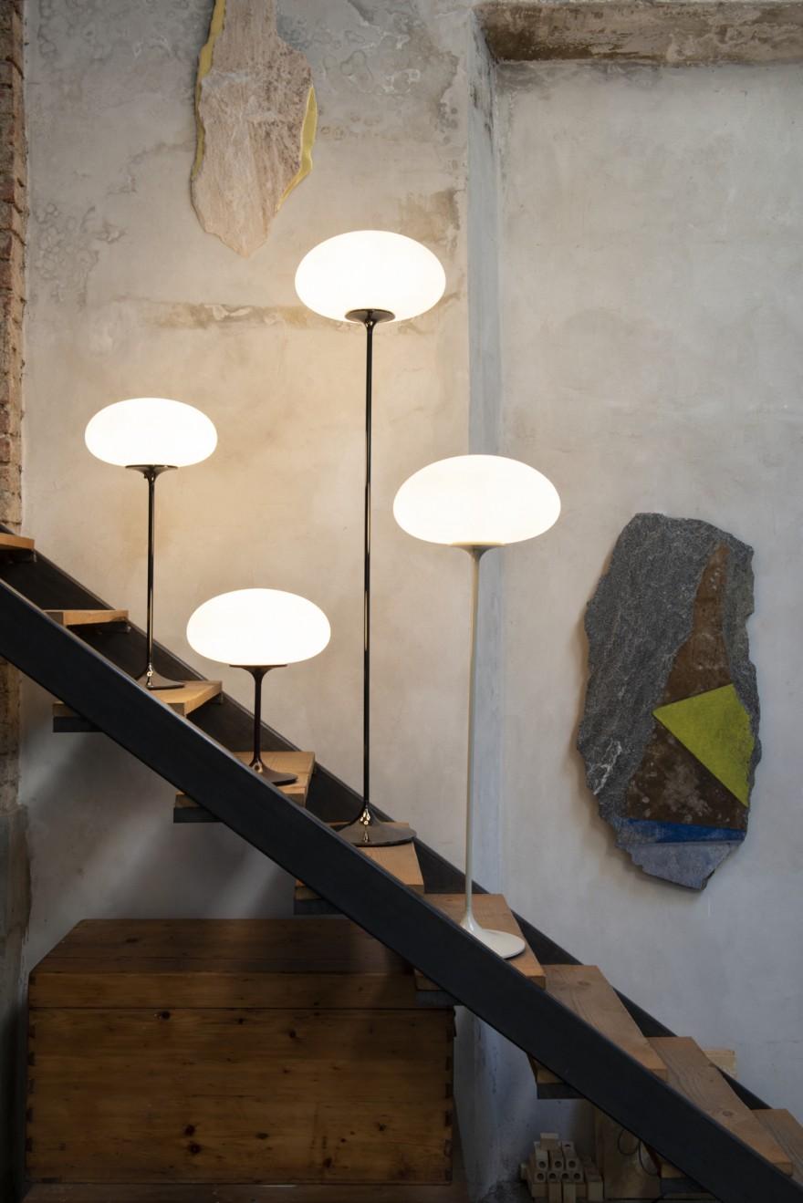 71 / 5000 Translation results Lampes Stemlite sur pied : 4 hauteurs au choix (42 - 70 - 110 - 150 cm)