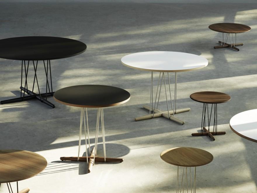 Embrace tafels: nieuw in collectie