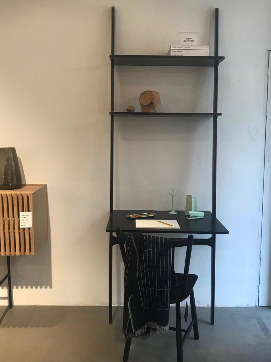 LIBRI small desk wall, Swedese