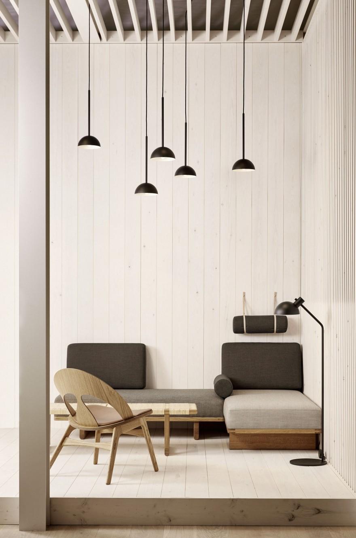 Borge Mogensen Daybeds (Foto: Stockholm Furniture Fair 2020)