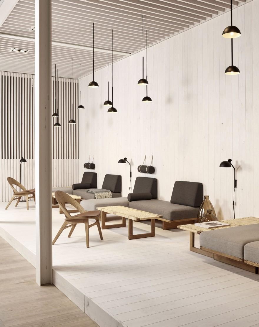 Collectie hanglampen van hedendaags designer Mads Odgard