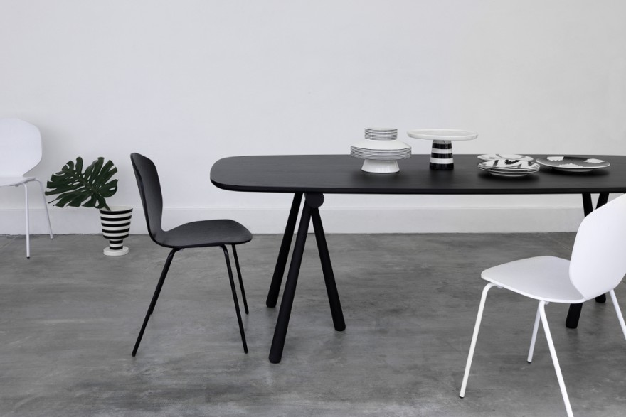 chaise Loulou Victors Design Agency