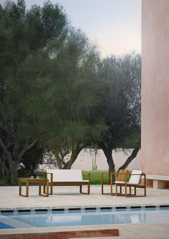 BK16 Side Table Victors Design Agency